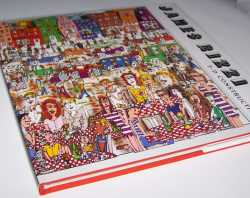 James Rizzi - 3D Constructions - Cover