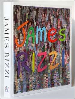 James Rizzi book: Artwork 1993-2006 ISBN 978-3-9811238-0-7