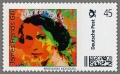 James Francis Gill, Stamp 04/10, Queen Elisabeth II.