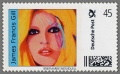 James Francis Gill, Stamp 07/10, Brigitte Bardot, BB Beauty