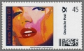 James Francis Gill, Stamp 10/10, Marilyn Monroe, Mini Marilyn