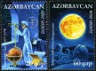Azerbaijan 2009: 758-59A Europe CEPT, set MNH