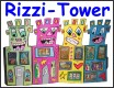 James Rizzi - Tower  (Tower Collection)